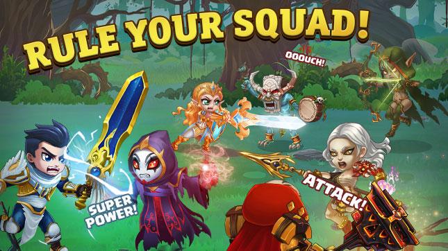 Hero Wars | Online action RPG
